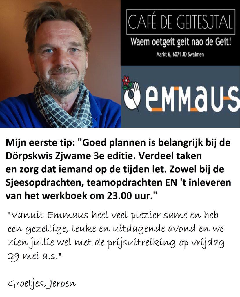 DKZ 2020 intro FB hint HFDSP Emmaus